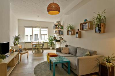 Instapklare 3 slk woning met charme en tuintje in Borgerhout