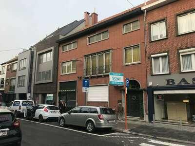 Handelspand + appartement of projectgrond
