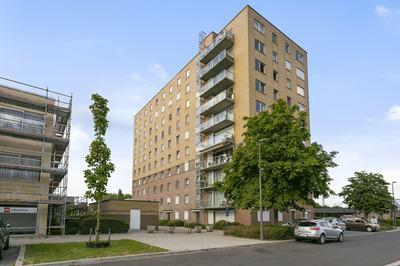Verkocht  - 1 slaapkamer appartement met groot terras