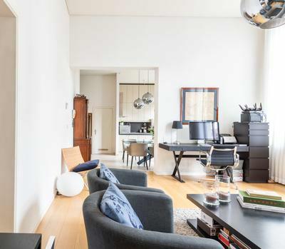 Ruim appartement met heerlijk veel lichtinval