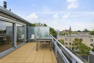 Modern duplex appartement te koop