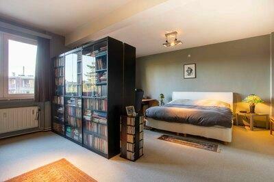 Ruim appartement met 3 slaapkamers