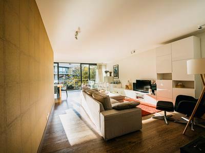 Modern appartement met 2 slpk en zonneterras