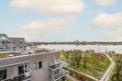 VERHUURD I Nieuwbouw appartement met prachtig uitzicht
