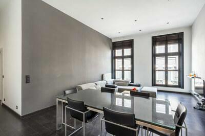 Topappartement met één slaapkamer in hartje Antwerpen