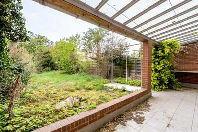 Renovatieproject met grote tuin in Ekeren