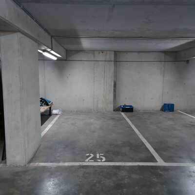Ondergrondse parkeerplaats in hartje Zuid