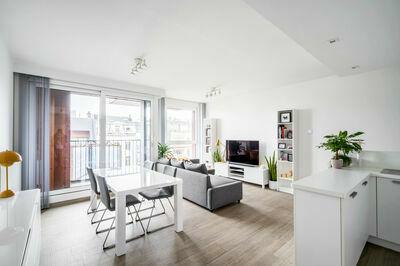 Appartement in Nassaustraat 14, 2000 Antwerpen