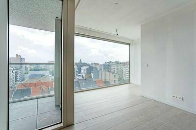 1-slaapkamerappartement met prachtig uitzicht in Antwerp Tower