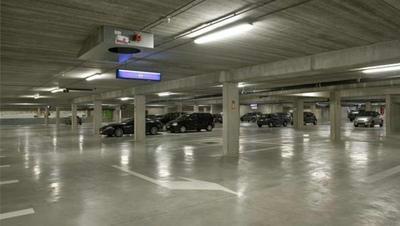 Ondergrondse parkingplaats in Warande