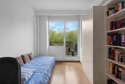 2-slaapkamerappartement op Linkeroever